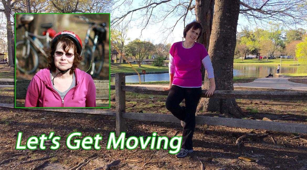 7. Let's Get Moving!<br /><em>Caregiver Series - Part 7</em>