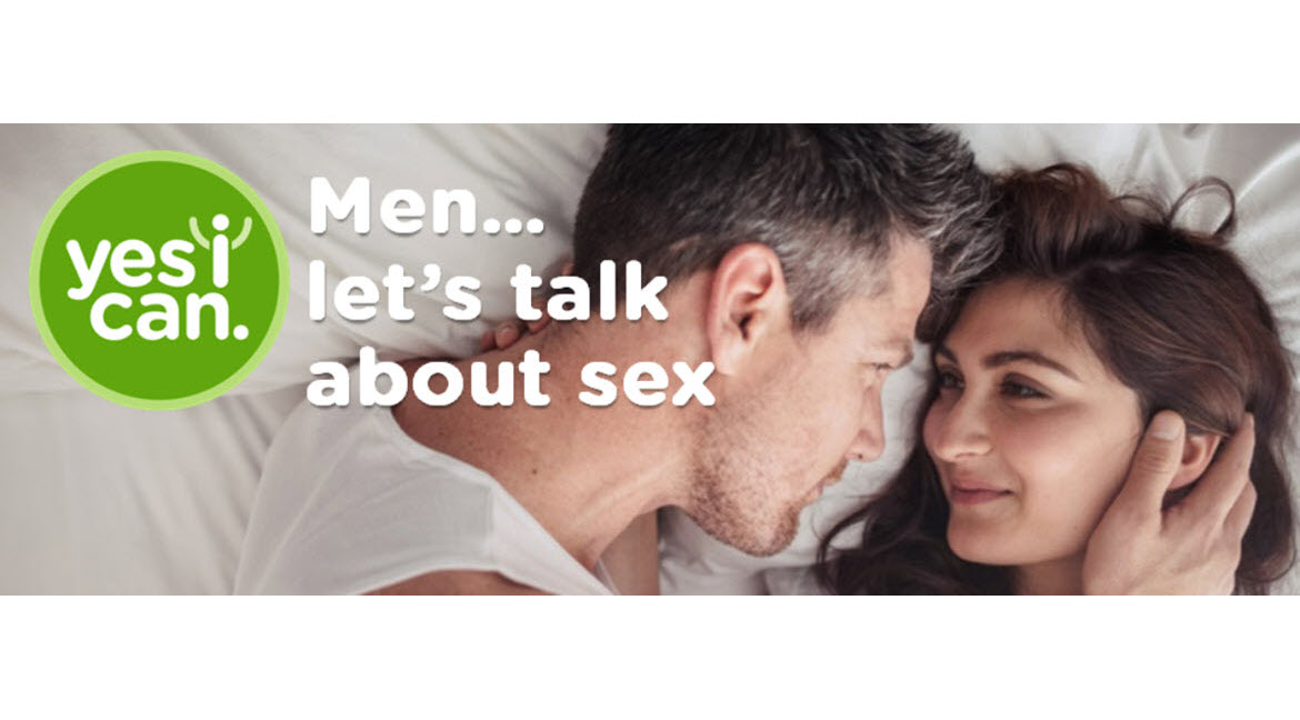 Men, Let's Talk About Sex