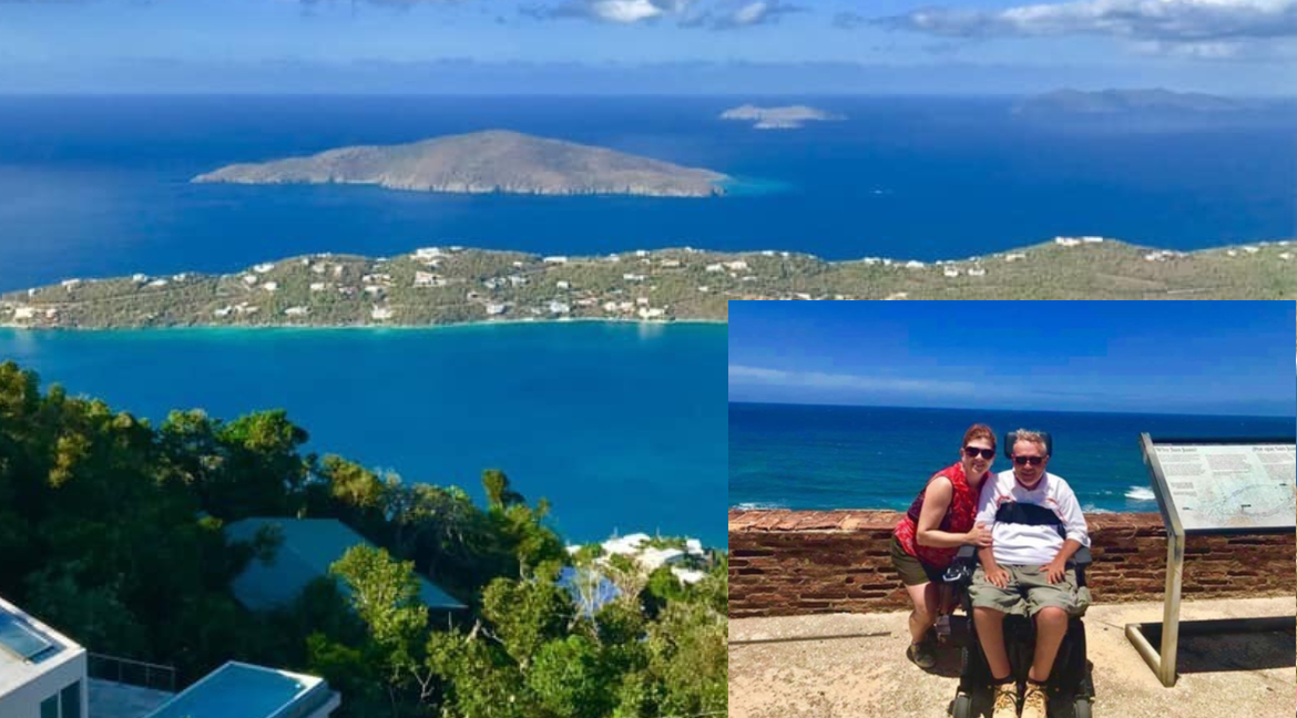 Wheelchair Accessibility in Paradise: St. Thomas (Part 1)