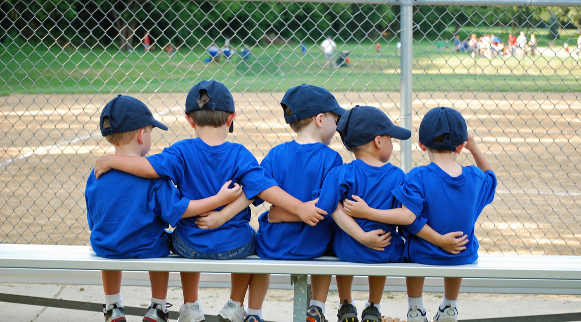 Yes, You Can Coach Tee-Ball!